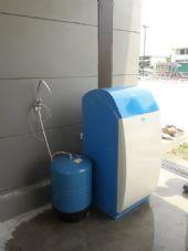 ติดตั้งเครื่องกรองน้ำดื่ม ระบบReverse Osmosis 300 gpd. รถไฟฟ้ามหาวิทยาลัยเชียงใหม่