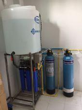 ติดตั้งระบบน้ำ DI กำลังการผลิต 1'135 ลิตร/วัน ใช้กับอุตสาหกรรมเครื่องสำอางค์