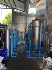 ปรับปรุงระบบและประกอบติดตั้งโรงงานน้ำดื่ม PN ระบบReverse Osmosisกำลังการผลิต 78'000 ลิตร/วัน