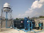 ติดตั้งระบบกรองน้ำบาดาล +ระบบจ่ายน้ำ Booster pump เข้าLineผลิต โรงงานอุตสาหกรรมอาหาร