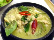 RED OR GREEN CURRY