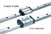 TBI LINEAR GUIDE WAY TR 20 MM.
