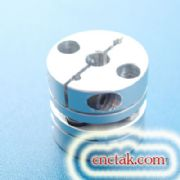 Single Flexible disk Coupling 8 x 8 mm.