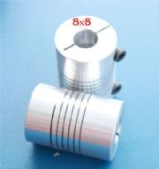 Flexible  Coupling 8 x 8 MM.(30x42 MM.)