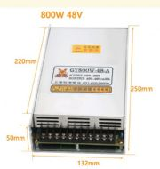 Switching Power Supply48V.800W 16A
