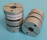 Double Flexible disk Coupling D34L45 10*10