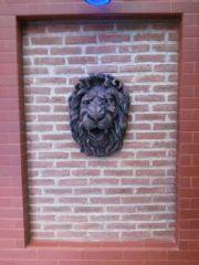 รูปปั้นหัวสิงโต