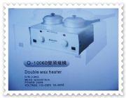 หม้ออุ่นแว๊กซ์แบบ 2 หลุม (Double Wax Heater)