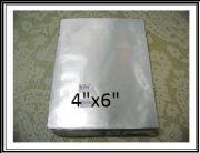 """ซองฟอยด์ซีล 3ทาง ขนาด 4""""x6"""" (100/แพ็ค)"""
