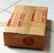 กล่องไปรษณีย์แบบฝาชน ไซด์ A