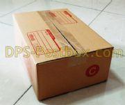 กล่องไปรษณีย์แบบฝาชน ไซด์ C