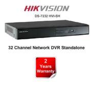 DS-7200HVI series 32-CH