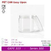 กระป๋อง PET แบบ ฝาเกียว 319 / 300