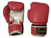 Boxing Gloves PU. Pink All size