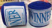 Handwraps Thai Style Elastic 1 Pair BLue