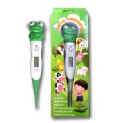 Digital thermometer Cartoon