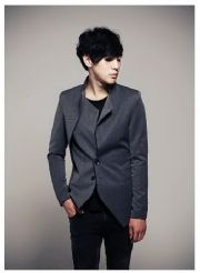 เสื้อผ้าผู้ชาย : เสื้อนอกแบบโมเดิร์นเกาหลี