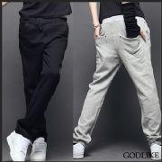 เสื้อผ้าผู้ชาย : กางเกงผ้ายืด sport
