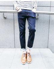 เสื้อผ้าผู้ชาย : กางเกง blue demin