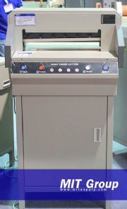 เครื่องตัดกระดาษไฟฟ้ารุ่น MIT 4605z