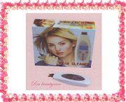 Skin Cleaner เครื่องทําความสะอาดผิวหน้า ซุปเปอร์โซนิค มีหน้าจอ LCD
