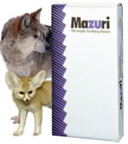 Mazuri Exotic Canine Diet 33 lb