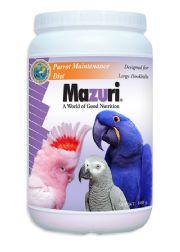 Mazuri Parrot Maintenance Diet (ขนาดแบ่งบรรจุ 0.8 กิโลกรัม)