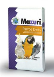 Mazuri Parrot Maintenance Diet 25 lb
