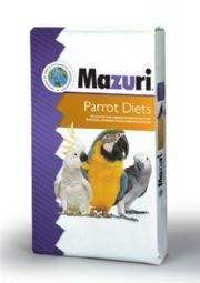 Mazuri Parrot Breeder Diet 25 lb