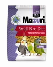 Mazuri Small Bird Maintenance 2.5 lb