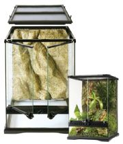 Exo Terra - Glass Terrarium Minil/Tall 30 x 30 x 45 cm