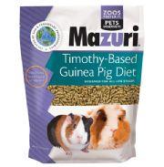Mazuri Timothy-Based Guinea Pig Diet 5 lb