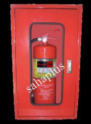 ตู้เก็บเครื่องดับเพลิงท่อเดี่ยว (FIRE EXTIHGUISHER CABINET)