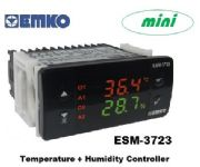 EMKO ESM 3723 Humidity + Temperature Controller
