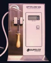 Optiflow Digital Bubble Flowmeters