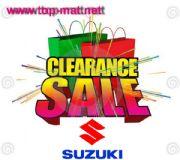สินค้าลดล้างสต๊อก Suzuki