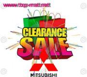 สินค้าลดล้างสต๊อก Mitsubishi