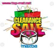 สินค้าลดล้างสต๊อก Mazda
