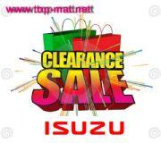 สินค้าลดล้างสต๊อก Isuzu