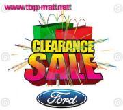 สินค้าลดล้างสต๊อก Ford