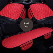 แผ่นรองเบาะรถยนต์ (แดง)