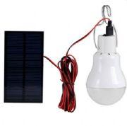 หลอดโคมไฟพลังงานแสงอาทิตย์ 12LED แบบบ้านๆ