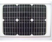 แผงโซล่าเซลล์ 20W Mono Cystalline จากร้าน Full Solar