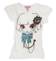 Pink Angel Girls T-Shirt