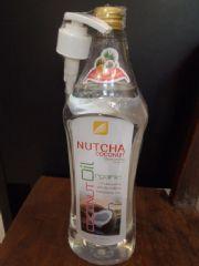 น้ำมันมะพร้าวยี่ห้อ ณัชชา ขนาด 1000 ml.