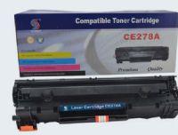 ตลับหมึก/โทนเนอร์/Toner  HP CE278A (78A) (เทียบเท่า ยี่ห้อ SUMMIT)