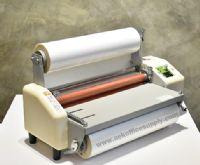 เครื่องเคลือบม้วน laminator/เครื่องเคลือบยูวี LM8350(A3)