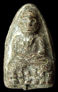 พระหลวงปู่ทวดเนื้อว่าน ปี พ.ศ.2497 พิมพ์ใหญ่กรรมการ