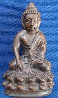 พระกริ่งชินบัญชร หลวงปู่ทิม วัดละหารไร่ จ.ระยอง ปี พ.ศ.2517