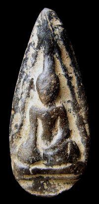 พระนางกำแพงเม็ดมะเค็ด กรุวัดช้างล้อม No.057